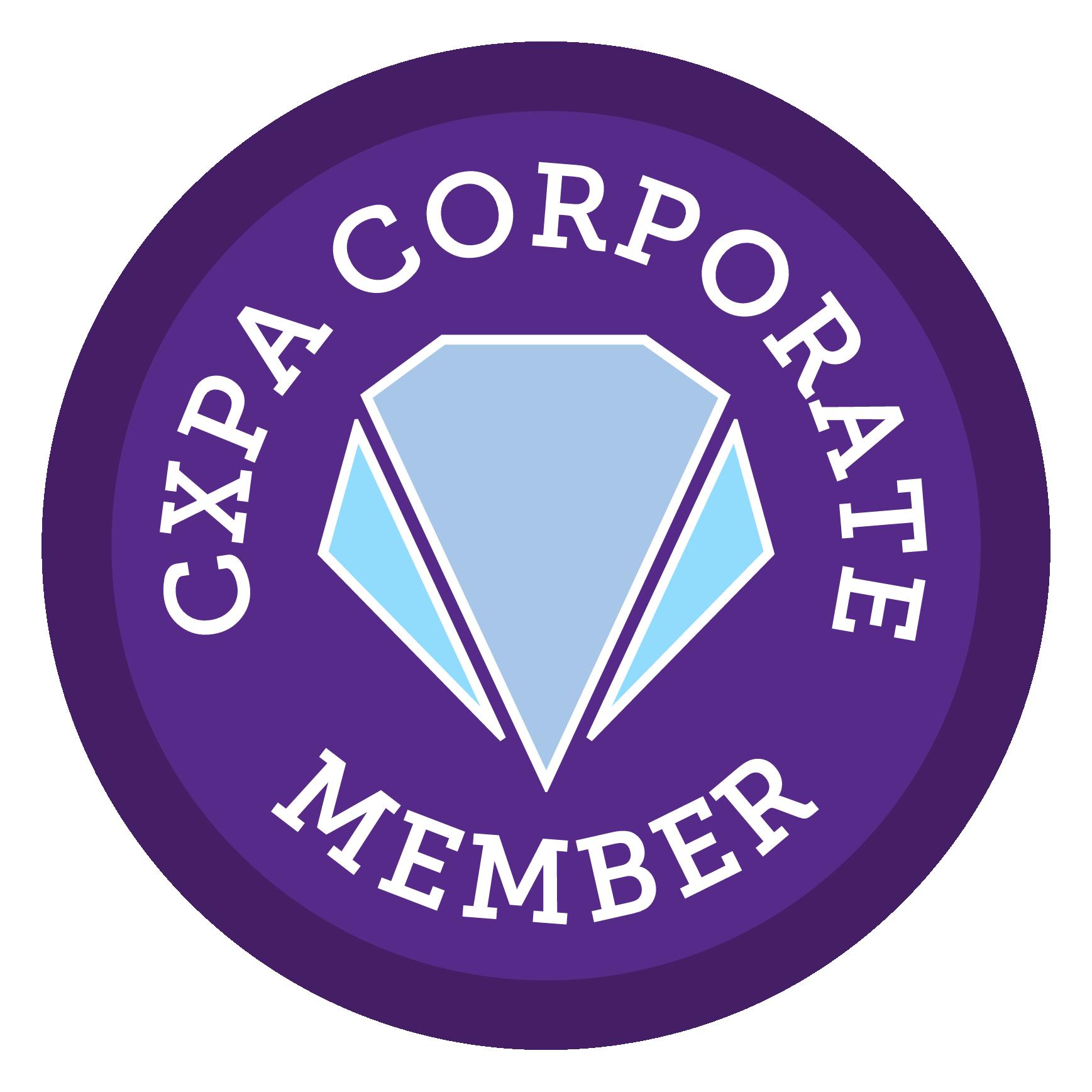 CXPA Corporate Member - Diamond Sponsor